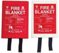 Fire Blankets - Two colours