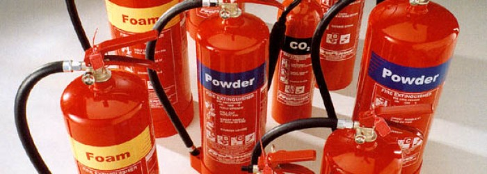 Extinguisher Maintenance Course 22-25 Sept 2015