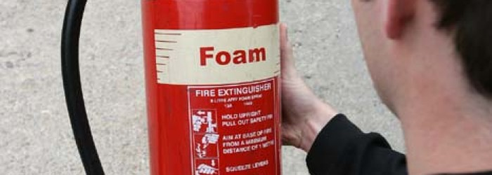Fire Extinguisher Maintenance Course Refresher