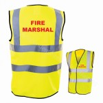 Fire Marshal Hi Vis