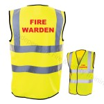 Fire Warden Hi Vis